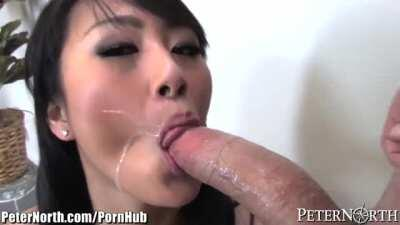 A Large Load Swallowing Asian