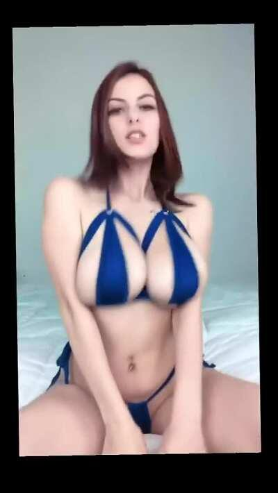 Motion Tracked Boob Bouncing