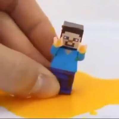 Steve loves peepee