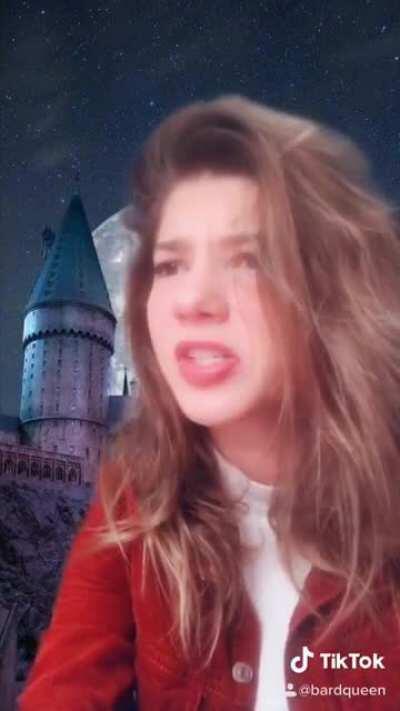 If I went to Hogwarts