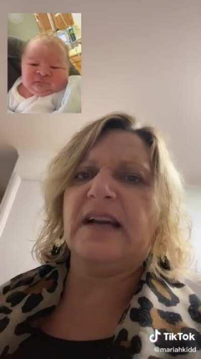 Mum almost dies thinking she's on facetime
