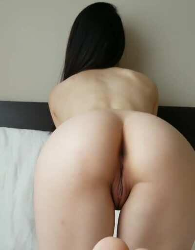 Perfect Japanese Pussy inspection