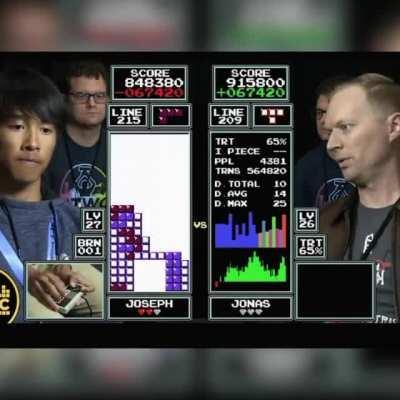 Tetris World Champion