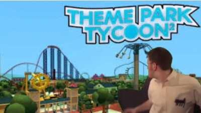 My brain when i try to sleep after playing theme park tycoon for 4 hours: