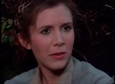 Poor Han Solo...