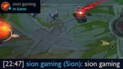 sion gaming