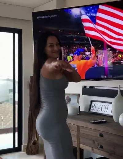Nikki Bella - Nips & Ass