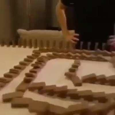 Domino Chocolate