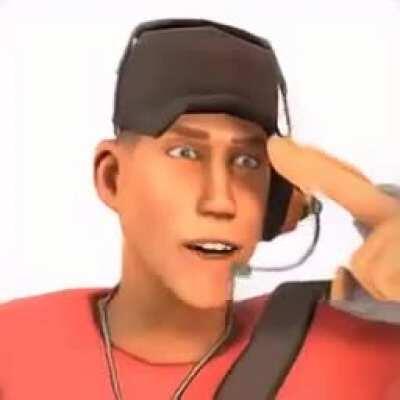 Scout sings pokeman!!