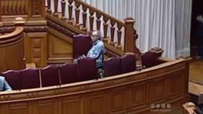 Welcome to the Portuguese Parliament
