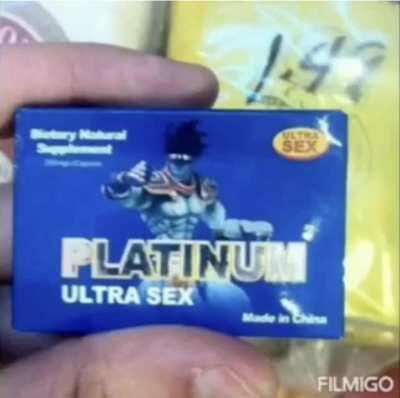 Sorry girl the star platinum condom stays on during sex