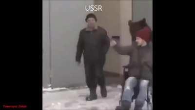 American vs Russian hospital