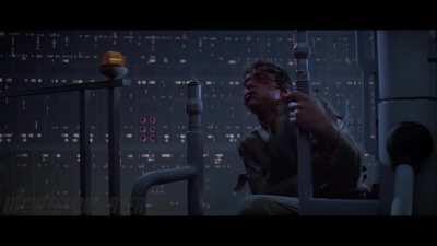 [OC] Luke's Lightsaber Will Make a Fine Addition!