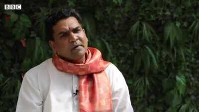Kapil Mishra - Interview by Commie house BBC Hindi. Look at the clarity in his thinking