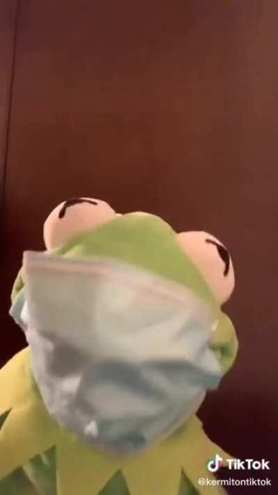 Kermit is a mafia boss