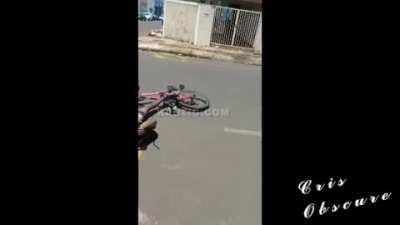 MMC after I steal a bike
