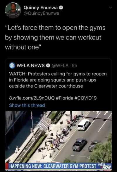 Florida strikes again