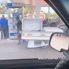 Buddy Out Here Gassing Up The Casket