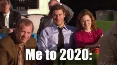 2020 is goin' away.