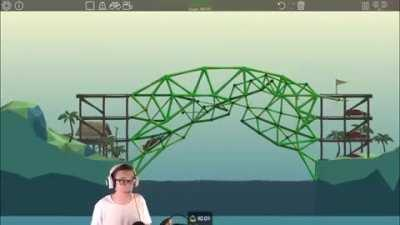 MAN MAKES A MISTAKE IN BUILDING BRIDGE CAUSING THE DEATH OF A FAMILY AND SUFFERS PTSD BECAUSE OF IT