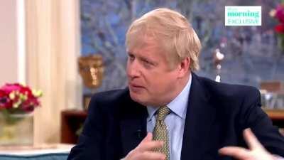 Boris - volume adjusted