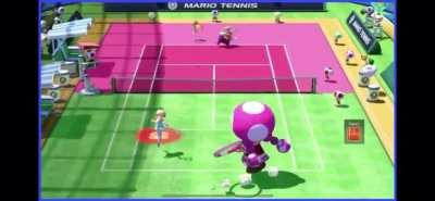 You heard it here first it's just tennis