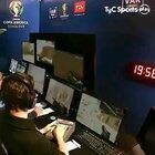 Video exclusivo muestra el uso del VAR en el partido contra Brasil