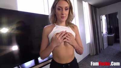 Fucking Stepsis On Her Boyfriends B'day