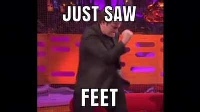 das foot danc