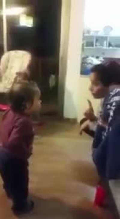 Confronting Mamma