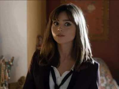 Jenna Louise Coleman is too cute