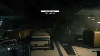 Playing Alien: Isolation