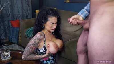 Arabelle Raphael Not Impressed With Mark Rockwell