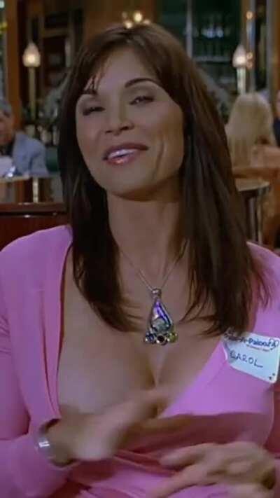 Kimberly Page in the 40 Year Old Virgin