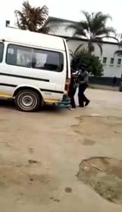 Omnibus driver saves man from getting arrested