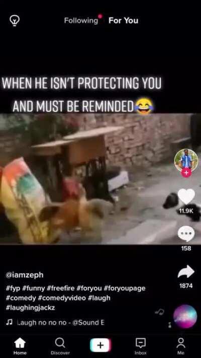 Remind him