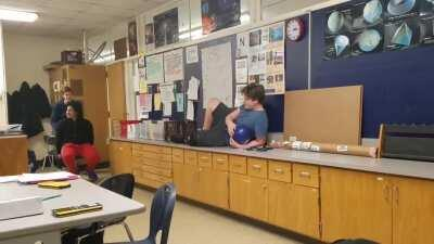 Physics Lesson