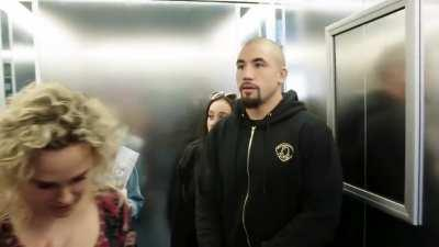 Robert Whittaker ponders some of life's greatest mysteries ahead of UFC 243