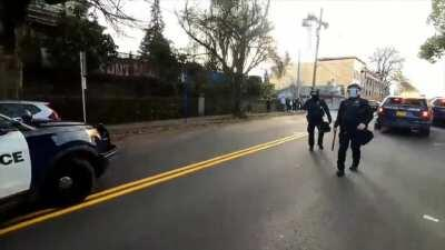 Protesters Erect New Autonomous Zone in Portland to Prevent Black Family's Eviction