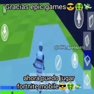 Obrigado epic games 😎