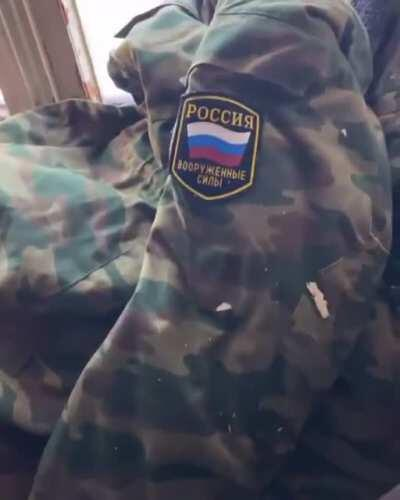 Several Azerbaijanis in fake Russian uniforms entered the villages controlled by the Armenians of Artsakh to kidnap and kill residents ... Fortunately, one of them was caught.This was announced by British journalist Emil Gessen on his Instagram page.