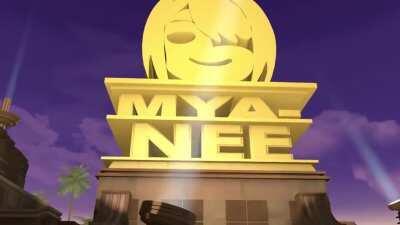 20th century MYA-NEE