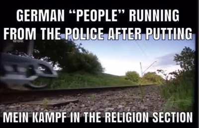 """German """"people"""" smh"""