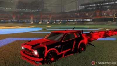 [Crimson Fennec] [Stipple Gait] [Crimson Dark Matter] [Metal-Carpus: Inverted]