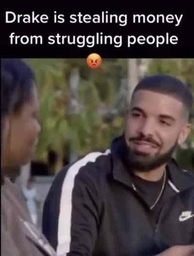 Drake 🤔