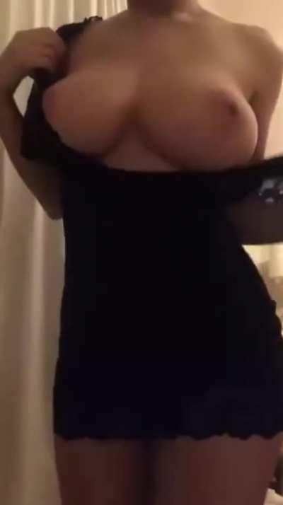 The Optimal Pair Of Perkiest Tits