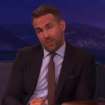 Conan exposes Ryan Reynolds