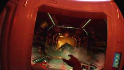 Played Doom VR For The First Time
