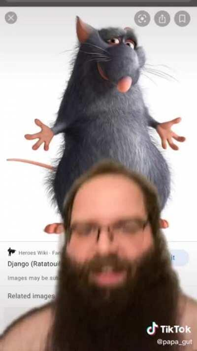 Ratatouille daddy