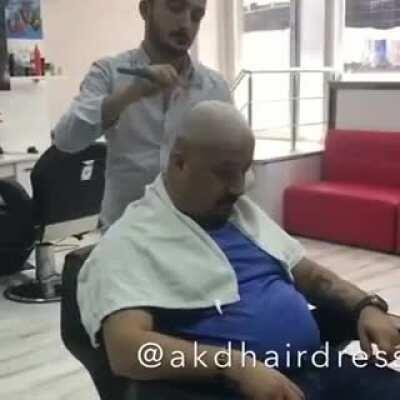 don't mess with the barber